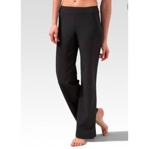 Lucy Everyday Yoga pants, black